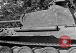 Image of Captured Mark V tank Saint Lo France, 1944, second 20 stock footage video 65675041538