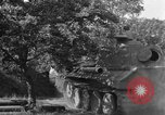 Image of Captured Mark V tank Saint Lo France, 1944, second 23 stock footage video 65675041538