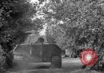 Image of Captured Mark V tank Saint Lo France, 1944, second 47 stock footage video 65675041538
