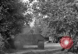 Image of Captured Mark V tank Saint Lo France, 1944, second 48 stock footage video 65675041538