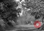 Image of Captured Mark V tank Saint Lo France, 1944, second 58 stock footage video 65675041538
