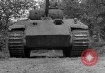 Image of Ground  view Mark V tank  Saint Lo France, 1944, second 20 stock footage video 65675041539