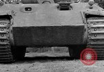 Image of Ground  view Mark V tank  Saint Lo France, 1944, second 25 stock footage video 65675041539