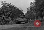 Image of Ground  view Mark V tank  Saint Lo France, 1944, second 35 stock footage video 65675041539