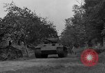 Image of Ground  view Mark V tank  Saint Lo France, 1944, second 36 stock footage video 65675041539