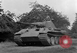 Image of Ground  view Mark V tank  Saint Lo France, 1944, second 44 stock footage video 65675041539