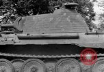 Image of Ground  view Mark V tank  Saint Lo France, 1944, second 54 stock footage video 65675041539