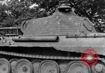 Image of Ground  view Mark V tank  Saint Lo France, 1944, second 56 stock footage video 65675041539