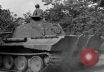 Image of Ground  view Mark V tank  Saint Lo France, 1944, second 59 stock footage video 65675041539