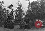 Image of German Mark V tank captured by Americans Saint Lo France, 1944, second 10 stock footage video 65675041541