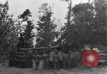 Image of German Mark V tank captured by Americans Saint Lo France, 1944, second 14 stock footage video 65675041541