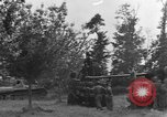 Image of German Mark V tank captured by Americans Saint Lo France, 1944, second 17 stock footage video 65675041541