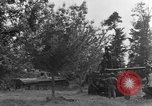 Image of German Mark V tank captured by Americans Saint Lo France, 1944, second 18 stock footage video 65675041541