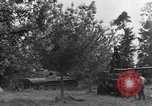 Image of German Mark V tank captured by Americans Saint Lo France, 1944, second 26 stock footage video 65675041541
