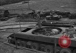 Image of German Armor Haustenbeck Germany, 1945, second 54 stock footage video 65675041544