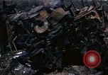Image of Destroyed Army convoy Hoengsong Korea, 1951, second 38 stock footage video 65675041573