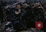 Image of Destroyed Army convoy Hoengsong Korea, 1951, second 41 stock footage video 65675041573