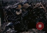 Image of Destroyed Army convoy Hoengsong Korea, 1951, second 43 stock footage video 65675041573