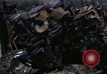 Image of Destroyed Army convoy Hoengsong Korea, 1951, second 48 stock footage video 65675041573