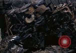 Image of Destroyed Army convoy Hoengsong Korea, 1951, second 50 stock footage video 65675041573