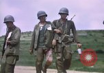 Image of Marine troops Naktong River Korea, 1950, second 42 stock footage video 65675041595