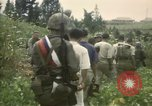 Image of North Korean soldier captured Korea, 1950, second 5 stock footage video 65675041613