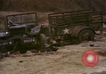 Image of Hoengsong Massacre victims discovered by 7th Marines Hoengsong Korea, 1951, second 53 stock footage video 65675041621