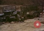 Image of Hoengsong Massacre victims discovered by 7th Marines Hoengsong Korea, 1951, second 55 stock footage video 65675041621