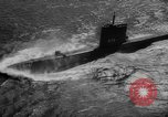 Image of nuclear powered submarine Connecticut USA, 1959, second 7 stock footage video 65675041625