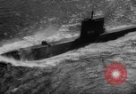 Image of nuclear powered submarine Connecticut USA, 1959, second 8 stock footage video 65675041625