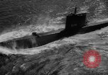 Image of nuclear powered submarine Connecticut USA, 1959, second 9 stock footage video 65675041625