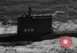 Image of nuclear powered submarine Connecticut USA, 1959, second 11 stock footage video 65675041625