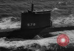 Image of nuclear powered submarine Connecticut USA, 1959, second 12 stock footage video 65675041625