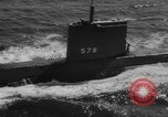 Image of nuclear powered submarine Connecticut USA, 1959, second 13 stock footage video 65675041625