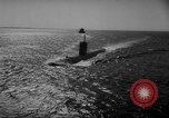 Image of nuclear powered submarine Connecticut USA, 1959, second 15 stock footage video 65675041625