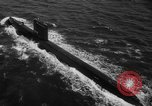 Image of nuclear powered submarine Connecticut USA, 1959, second 22 stock footage video 65675041625