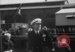 Image of nuclear powered submarine Connecticut USA, 1959, second 53 stock footage video 65675041625