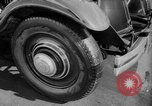 Image of non-skid tire France, 1934, second 28 stock footage video 65675041628