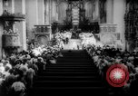 Image of Trier robe of Jesus Trier Germany, 1959, second 17 stock footage video 65675041630