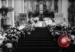 Image of Trier robe of Jesus Trier Germany, 1959, second 20 stock footage video 65675041630