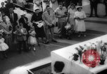 Image of Trier robe of Jesus Trier Germany, 1959, second 37 stock footage video 65675041630