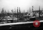 Image of Gdynia harbor Poland, 1959, second 4 stock footage video 65675041632