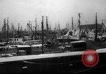 Image of Gdynia harbor Poland, 1959, second 5 stock footage video 65675041632