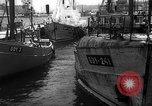 Image of Gdynia harbor Poland, 1959, second 7 stock footage video 65675041632