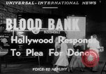 Image of Colonel James Edwards Hollywood Los Angeles California USA, 1951, second 3 stock footage video 65675041642