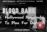 Image of Colonel James Edwards Hollywood Los Angeles California USA, 1951, second 4 stock footage video 65675041642