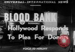 Image of Colonel James Edwards Hollywood Los Angeles California USA, 1951, second 6 stock footage video 65675041642