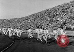Image of football match Princeton New Jersey USA, 1951, second 5 stock footage video 65675041644