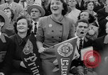 Image of football match Princeton New Jersey USA, 1951, second 9 stock footage video 65675041644