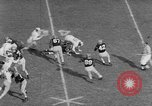 Image of football match Princeton New Jersey USA, 1951, second 13 stock footage video 65675041644